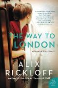 Cover-Bild zu Rickloff, Alix: The Way to London