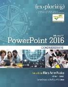 Cover-Bild zu Poatsy, Mary Anne: Exploring Microsoft PowerPoint 2016 Comprehensive