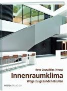 Cover-Bild zu Coutalides, Reto: Innenraumklima