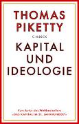 Cover-Bild zu Piketty, Thomas: Kapital und Ideologie