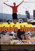 Cover-Bild zu UTOPIA BLUES (D) von Babett Arens (Schausp.)
