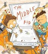 Cover-Bild zu Weinberg, Steven (Illustr.): The Middle Kid (eBook)