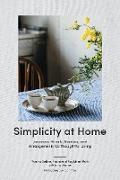 Cover-Bild zu Sekin, Yumiko: Simplicity at Home (eBook)