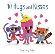 Cover-Bild zu 10 Hugs and Kisses (eBook)