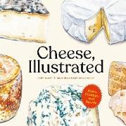 Cover-Bild zu Stamp, Rory: Cheese, Illustrated (eBook)