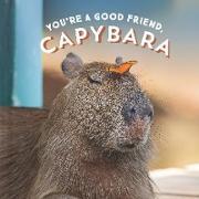 Cover-Bild zu You're a Good Friend, Capybara (eBook)