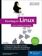 Cover-Bild zu Wendzel, Steffen: Einstieg in Linux (eBook)