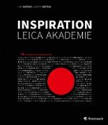 Cover-Bild zu Mertens, Heidi: Inspiration Leica Akademie (eBook)
