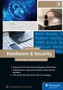 Cover-Bild zu Scheible, Tobias: Hardware & Security (eBook)