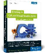 Cover-Bild zu Theis, Thomas: Einstieg in C# mit Visual Studio 2019