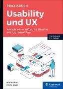 Cover-Bild zu Jacobsen, Jens: Praxisbuch Usability und UX (eBook)