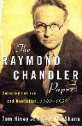 Cover-Bild zu The Raymond Chandler Papers: Selected Letters and Nonfiction 1909-1959 von Hiney, Tom (Hrsg.)