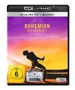Cover-Bild zu Bryan Singer (Reg.): Bohemian Rhapsody 4K+2D
