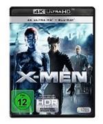 Cover-Bild zu Bryan Singer (Reg.): X-Men 4K+2D