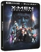Cover-Bild zu Bryan Singer (Reg.): X-MEN : Apocalypse - 4K+2D Steelbook Edition
