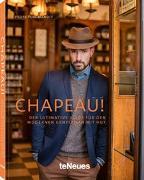 Cover-Bild zu Chapeau! von Toromanoff, Pierre