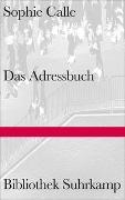 Cover-Bild zu Calle, Sophie: Das Adressbuch