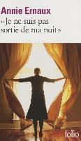 Cover-Bild zu Ernaux, Annie: Je Ne Suis Pas Sortie