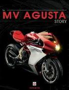 Cover-Bild zu The Mv Agusta Story von Falloon, Ian