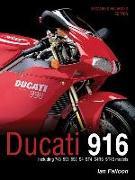 Cover-Bild zu Ducati 916 von Falloon, Ian