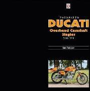 Cover-Bild zu The Book of Ducati Overhead Camshaft Singles von Falloon, Ian