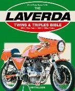 Cover-Bild zu Laverda Twins & Triples Bible von Falloon, Ian