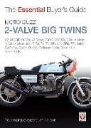 Cover-Bild zu Essential Buyers Guide Moto Guzzi 2-Valve Big Twins von Falloon, Ian