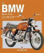 Cover-Bild zu BMW Boxer Twins Bible 1970 - 1996 von Falloon, Ian