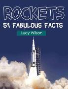Cover-Bild zu Wilson, Lucy: Rockets: 51 Fabulous Facts (eBook)