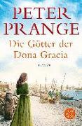Cover-Bild zu Die Götter der Dona Gracia (eBook) von Prange, Peter