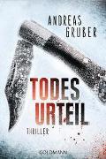 Cover-Bild zu Gruber, Andreas: Todesurteil
