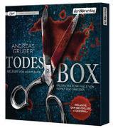 Cover-Bild zu Gruber, Andreas: Todes-Box. Die ersten fünf Fälle von Nemez und Sneijder