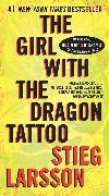 Cover-Bild zu The Girl with the Dragon Tattoo von Larsson, Stieg