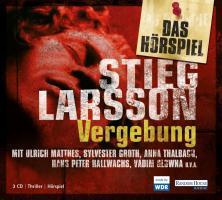 Cover-Bild zu Vergebung - Das Hörspiel von Larsson, Stieg