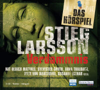 Cover-Bild zu Verdammnis - Das Hörspiel von Larsson, Stieg