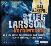 Cover-Bild zu Verblendung - Das Hörspiel von Larsson, Stieg