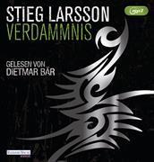 Cover-Bild zu Verdammnis von Larsson, Stieg