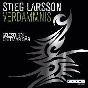 Cover-Bild zu Verdammnis (Audio Download) von Larsson, Stieg