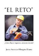 "Cover-Bild zu Álvarez, Javier Antonio Obregón: ""El Reto"" (eBook)"