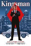 Cover-Bild zu The Kingsman - Secret Service, Jagd auf Red Diamond (eBook) von Williams, Rob