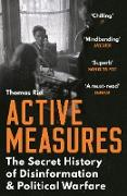 Cover-Bild zu Rid, Thomas: Active Measures (eBook)