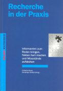 Cover-Bild zu Boss, Catherine (Hrsg.): Recherche in der Praxis