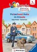 Cover-Bild zu Reider, Katja: Leserabe mit Mildenberger Silbenmethode: Polizeihund Bolle im Einsatz