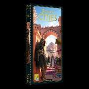 Cover-Bild zu 7 Wonders - Cities. 2. Erweiterung von Bauza, Antoine