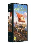 Cover-Bild zu 7 Wonders - Armada von Bauza, Antoine
