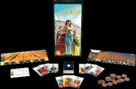 Cover-Bild zu 7 Wonders - Leaders. 1. Erweiterung von Bauza, Antoine