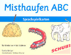 Cover-Bild zu Beriger, Sandra (Hrsg.): Misthaufen ABC