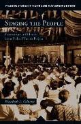 Cover-Bild zu Osborne, Elizabeth A.: Staging the People