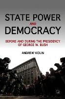 Cover-Bild zu Kolin, A.: State Power and Democracy