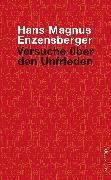 Cover-Bild zu Versuche über den Unfrieden (eBook) von Enzensberger, Hans Magnus